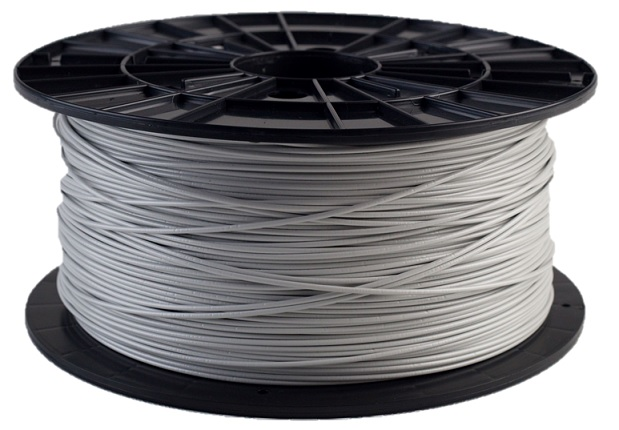 Filament 1,75 PC/ABS - grey 1 kg
