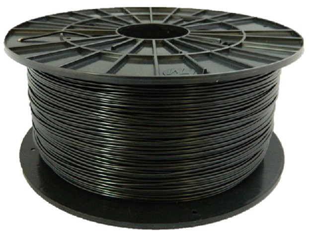 FILAMENT 1,75 ABS-T - BLACK 1 KG