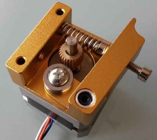 Metal extruder - right