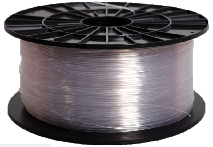 FILAMENT 1,75 ABS-T - TRANSPARENT 1 KG